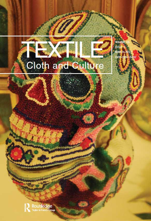 Textile: Cloth and Culture Journal