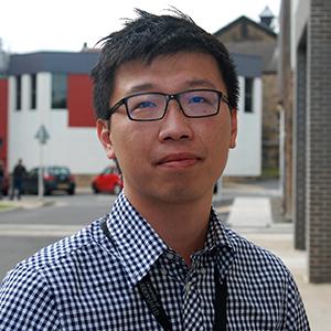 Mr Ruichen Wang
